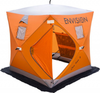 Палатка КУБ для зимней рыбалки Ice Lux 2 Арт Bdr EIL2