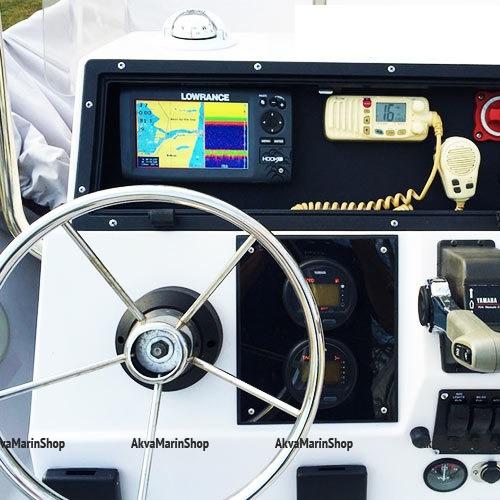 Эхолот-картплоттер Lowrance Hook-7 Mid/High/DownScan Арт SM