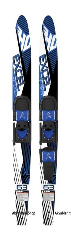"Парные лыжи 63"" Excel Combo HS/RTS «H.O. Sports» Арт ММ 10251460"