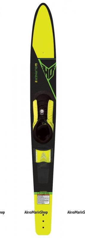 "Слаломная лыжа 67"" Burner Pro Slalom Basis/RTS  «H.O. Sports» Арт ММ 10254124"