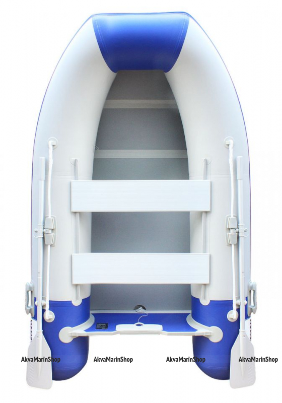 Надувная моторно-гребная лодка «Мореман 240» Арт MM 10258841