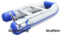 Надувная моторно-гребная лодка «Мореман 260» Арт MM 10258842