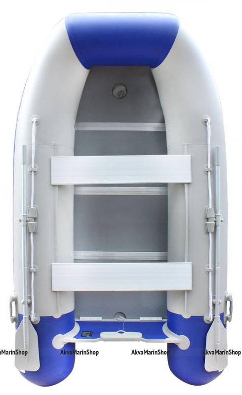 Надувная моторно-гребная лодка «Мореман 280» Арт MM 10258843