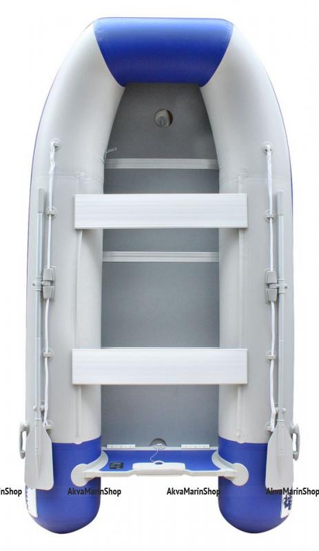 Надувная моторно-гребная лодка «Мореман 340» Арт MM 10258845