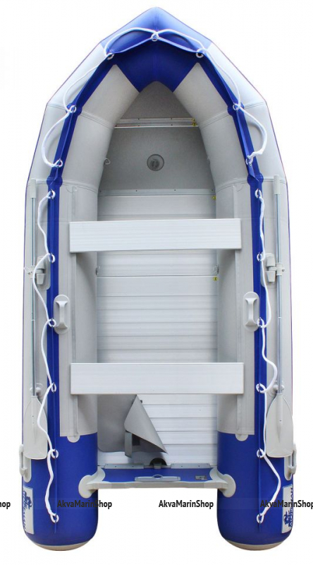 Надувная моторно-гребная лодка «Мореман 450» Арт MM 10258849