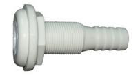 """Дренажный патрубок 16 мм (5/8х3"""") Арт KMG  110015"""