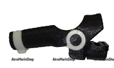 Держатель спиннинга на плоскость пластиковый, поворотный Арт KMG 210005