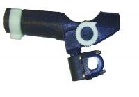 Держатель удилища, крепление на релинг или плоскость, пластик Арт KMG 210280