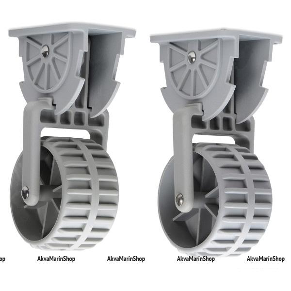 Транцевые колеса пластиковые Арт KMG 210288