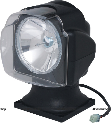 Фараискатель радиоуправляемый черный с функцией проблеска Allremote Арт KMG 320001