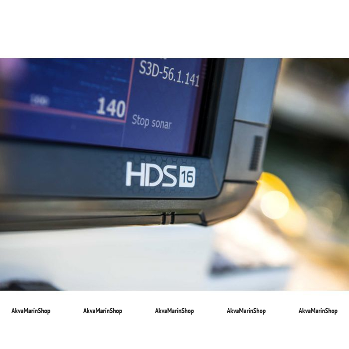 Эхолот-картплоттер Lowrance HDS 16 Carbon No Transducer Арт SM