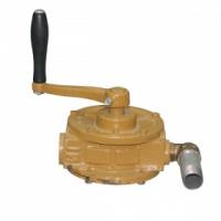 Насос топливный ручной для бензина  для передвижных заправочных станций  Арт TDC P932400P