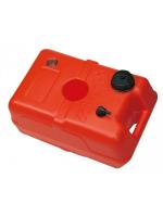 Бак топливный 22 литра с указателем уровня топлива Nuova Rade, Италия Арт CMG 410002