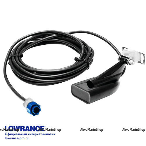 Эхолот Lowrance Hook-4x Mid/High Арт SM
