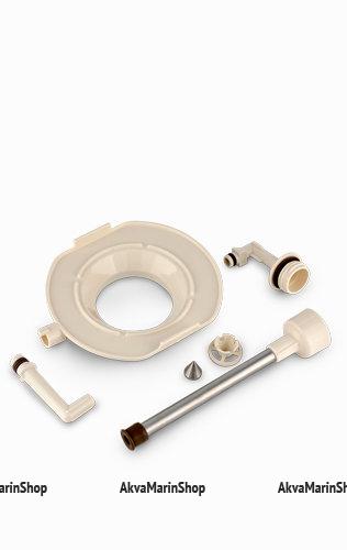 Термос с пневмонасосом Thermos TAH-3000, 3 л (цвет - сталь) Thermos Арт CMP 432759