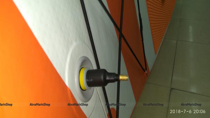 Переходник универсальный для накачивания лодок и сап-досок автонасосом Арт Akva