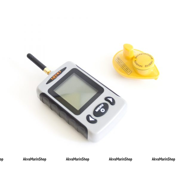 Портативный эхолот Lucky Wireless FFW718