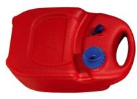 Бак топливный 12 литров, для вертикального и горизонтального использования, CANSB, Италия Арт CMG 410184