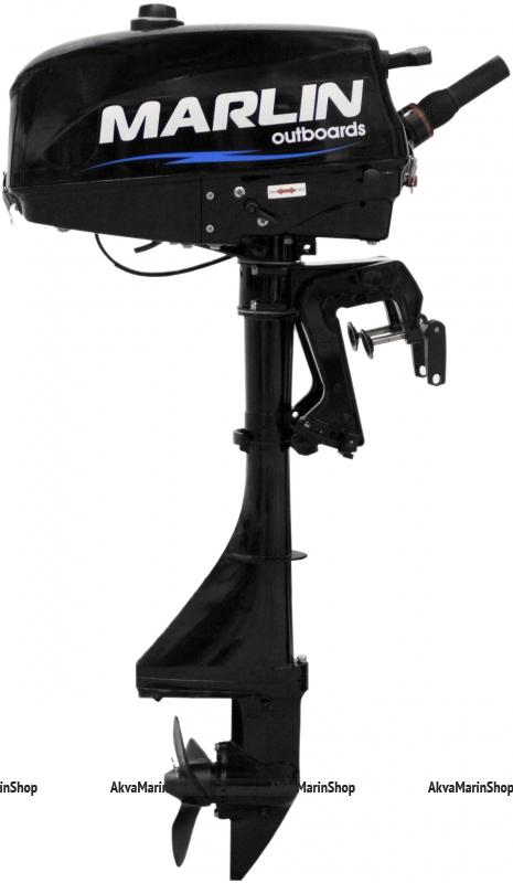Лодочный мотор двухтактный MARLIN MP 3.5 ABMHS