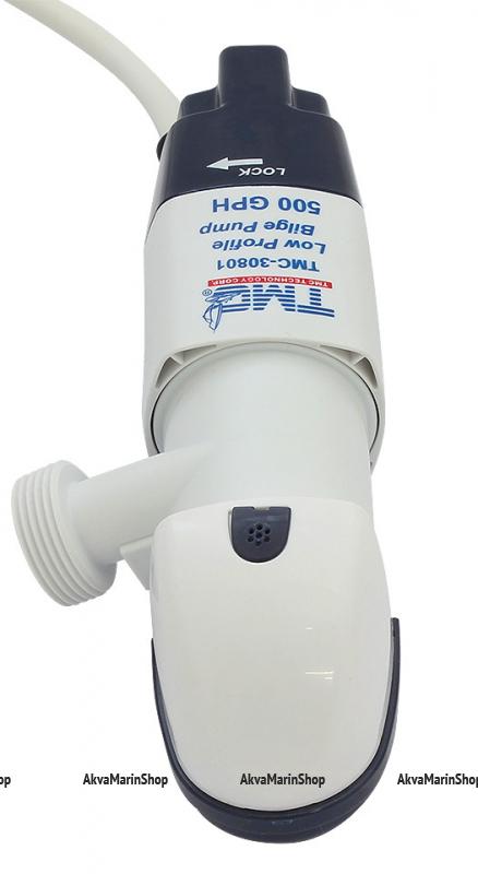 Автоматическая низкопрофильная трюмная помпа ТМС 500 Арт MM10264175