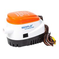 Автоматическая осушительная помпа со встроенным поплавковым выключателем 600 GPH (45 л.мин) 24 Вольта SeaFlo Арт TS SFBP2-G600-06