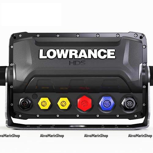 Эхолот-картплоттер Lowrance HDS 9 GEN3 Арт SM