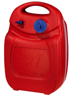 Бак переносной топливный 24 литра 505х330х230 мм CANSB, Италия Арт CMG 410185