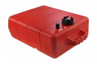 Бак топливный 23 литра без указателя уровня Easterner, 55*36*17см Артикул Vdn C14548