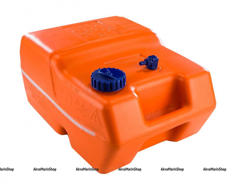Бак топливный 24 литра с мерной линейкой CAN-SB SE2011 Италия Арт CMG 410277