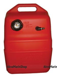 Бак топливный 24 литра с указателем уровня топлива Арт CMG 410095
