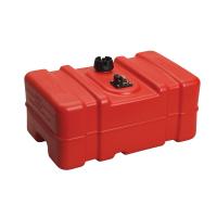 Бак топливный палубный 34 литра 582х364х299 мм с индикатором уровня топлива SCEPTER Арт TDC 08189
