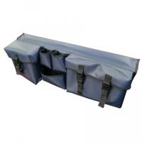 Бортовой органайзер на лик-трос надувной лодки 70*23см Арт BP00507