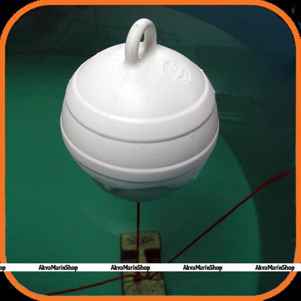 Буй пластиковый СВМ (Светоотражающий) d30х40см (16л) Арт Opt