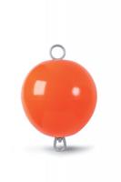 Буй швартовный с металлической проушиной красный 40 см Арт CMG 210170