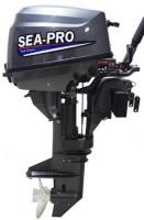 Четырёхтактный лодочный мотор SEA-PRO F 9.8S