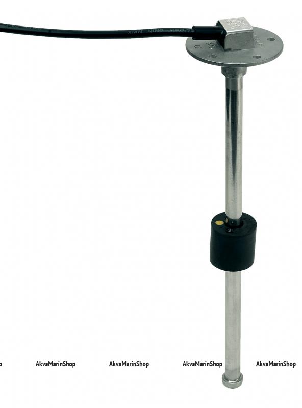 Датчик уровня топлива с сопротивлением 0-190 Ом (ЕВРО) нержавеющий Арт CMG