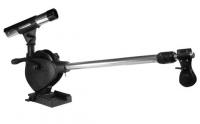 Даунриггер телескопический с держателем удочки Арт Alb DR903T