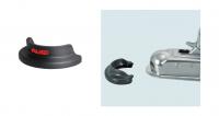 Демпфер для сцепного устройства, наконечник Soft-Dock для замковых сцепных устройств черный Арт Vdn 693552