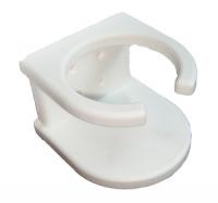 Подстаканник пластиковый одиночный стационарный Арт CMG 210150