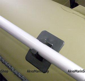 Держатель весла 32 мм черный Арт Bdr