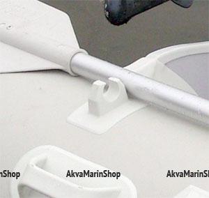 Держатель весла 32 мм светло-серый Арт Bdr