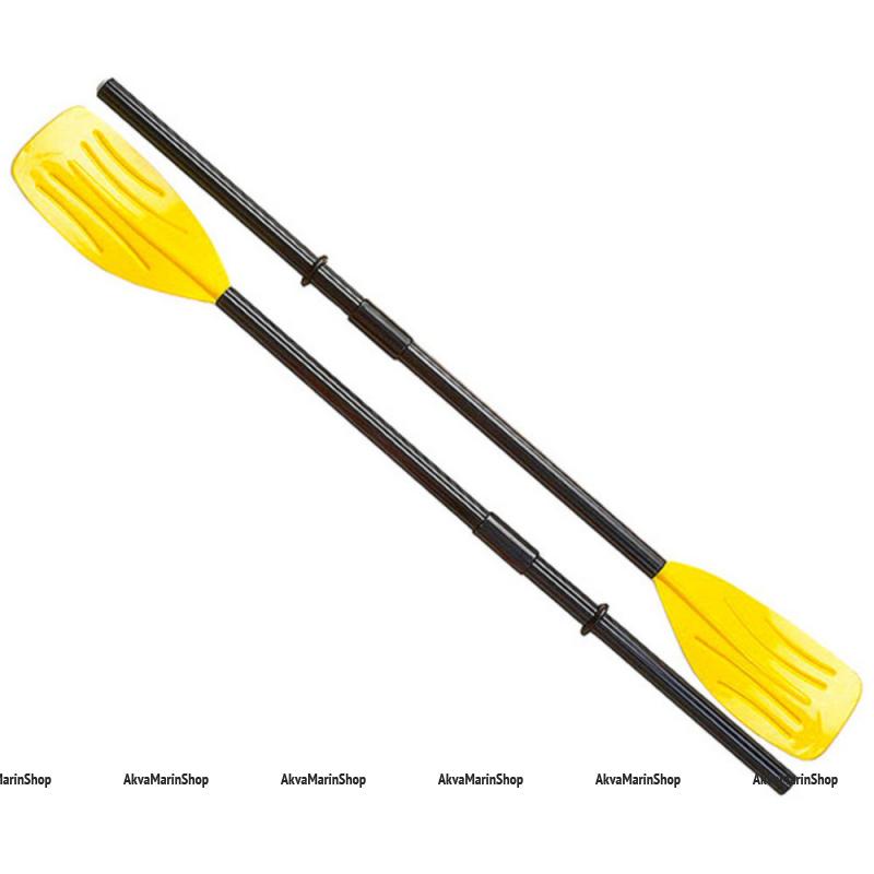 Весла пластиковые для Севилор , Интекс 2шт. 122см