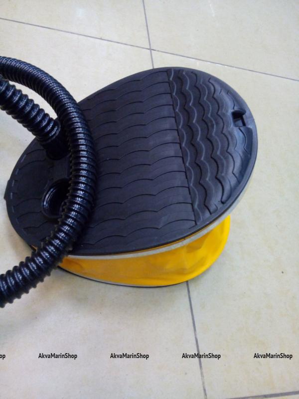 Насос - лягушка для лодок и матрасов 5 литров НВ-119