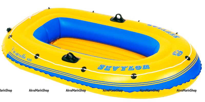 Лодка фирмы Sevylor К-55 D