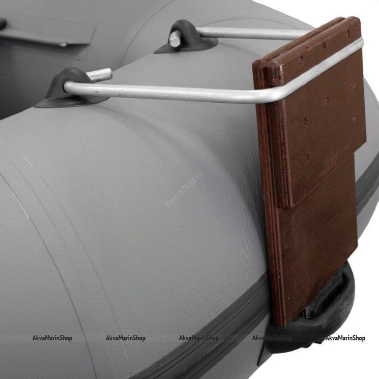 Двухместная надувная лодка пвх с навесным транцем FLINC F300TL