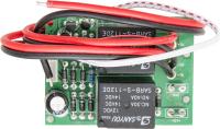 электрическая плата управления для насосов серии BTP 12 Manometer Арт Bdr R990017