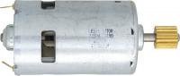 Электрический мотор второй ступени с шестеренкой для насосов серии BP 12, BP 12 SUP и насосов BTP 12 M, BTP 12 D Арт Bdr R990020