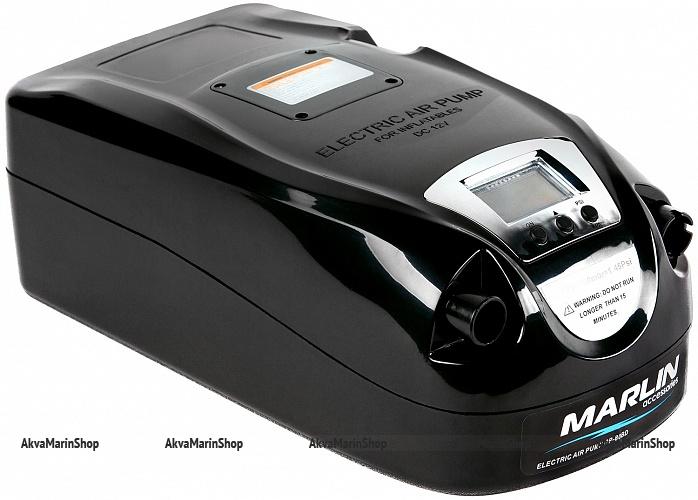 Электрический насос со встроенным аккумулятором MARLIN GP-80 BD