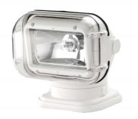 Фараискатель белый радиоуправляемый галогеновый с пластиковым основанием или присоской Allremote Арт KMG 320006