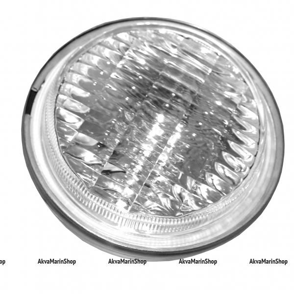 Фараискатель стационарный круглый диаметр 105 мм Арт KMG 310022